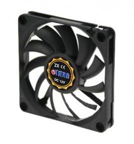 Вентилятор 60мм Titan TFD-6010L 12 Z, 60x60x10мм, 3p/3c