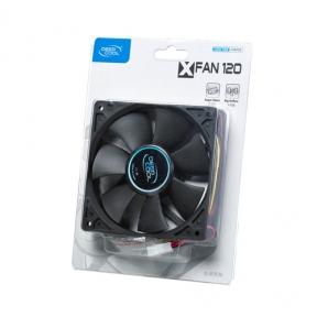 Вентилятор 120 mm Deepcool XFAN 120 120x120x25мм HB 1300 об/хв