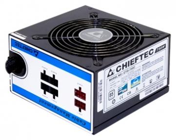 Блок живлення Chieftec 750W CTG-750C  ATX 2.3+EPS12V APFC 24+4+8+2*6