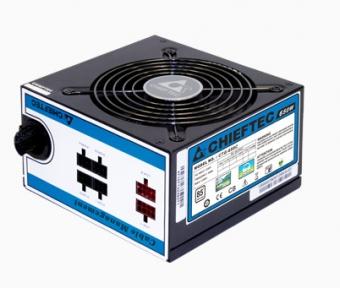 Блок живлення Chieftec 650W CTG-650C ATX 12V 2.3 w/12 cm Fan