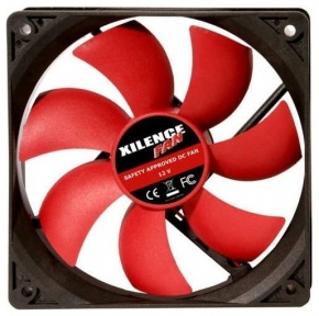 Вентилятор 92 mm Xilence XPF92.R, 92x92x25мм, Redwing, подшипник