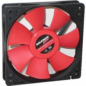 Вентилятор 120 mm Xilence XPF120.R, 120x120x25мм, червоний, small