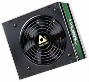 Блок живлення Chieftec 500W TPS-500S TASK, 500W, ATX 12V 2.3