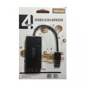 Хаб-юсб 2.0 TD4010  4 порти