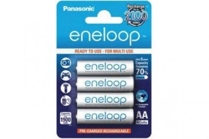 Акумулятор R6 Panasonic Eneloop BK-3MCCE/4BE, AA/(HR6), 1900mAh