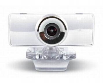 Веб-камера Gemix F9 білий (1.3Mpix, 640x480 .1/4 CMOS Sensor