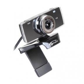 Веб-камера Gemix F9 чорний (1.3Mpix, 640x480 .1/4 CMOS Sensor