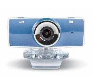 Веб-камера Gemix F9 блакитний (1.3Mpix, 640x480.1/4 CMOS Sensor