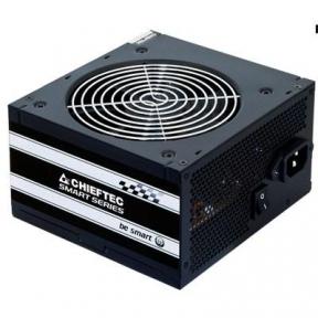 Блок живлення Chieftec 600W GPS-600A8 ATX 2.3+EPS12V APFC 24+4+8+2*6pcie 1*12см TUV