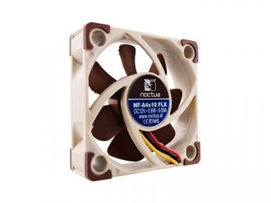 Вентилятор 40 mm Noctua NF-A4x10 FLX 40x40x10mm SSO2 3700 - 4500 об