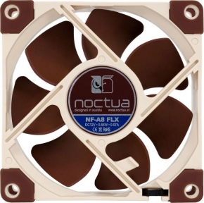 Вентилятор 80 mm Noctua NF-A8 PWM 80x80x25мм SSO Bearing 450-2200 об