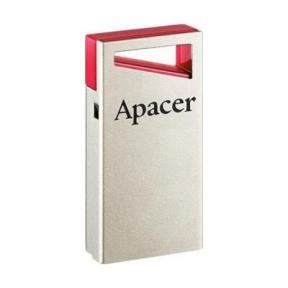 USB Flash Drive 32 Gb Apacer AH112 Red (AP32GAH112R-1)