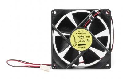 Вентилятор 80 mm Gembird FANPS, для блоку живлення