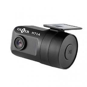 Автомобильный видеорегистратор Gazer H714 (Одна камера. Разрешение записи 1280x720  (