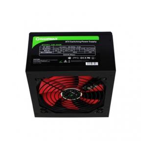 Блок живлення GAMEMAX 500W (GM-500B) 12cm fan, 20+4PIN, 3 SATA