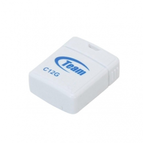 USB Flash Drive 32 Gb Team C12G White (TC12G32GW01)