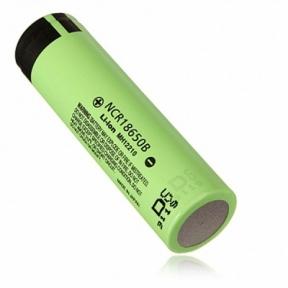 Акумулятор 18650 Li-Ion Panasonic NCR18650B Protected, 3400mAh