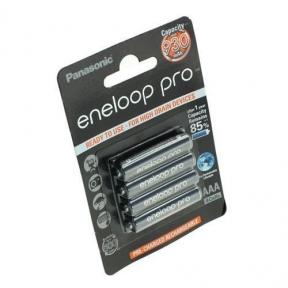 Акумулятор R3 Panasonic Eneloop Pro BK-4HCDE/4BE, AAA/(HR03)