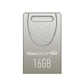 USB Flash Drive 16 Gb Team C156 Silver (TC15616GS01)