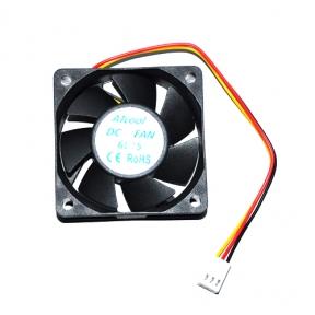 Вентилятор 60 mm ATcool 6015, 3pin, розміри 60*60*15мм 4716