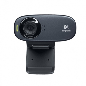 Веб-камера  Logitech WEBCAM HD C310 960-001065 5 млн пикс., разрешение (
