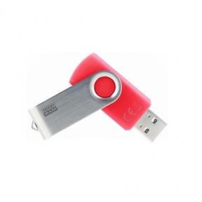 USB3.0 Flash Drive 32 Gb GOODRAM UTS3 (Twister) Red (UTS3-0320R