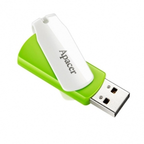 USB Flash Drive 32 Gb Apacer AH335 Green (AP32GAH335G-1)