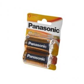 Батарейка LR20 лужна Panasonic Energy Power, Alkaline, LR20APB