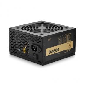 Блок питания Deepcool 600 W DA600 ATX 2.3 APFC 20+4+8+4*6/8pcie 1*12см 80+Bronze CE