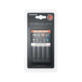 Зарядний пристрій Panasonic BQ-CC55 + BK-3HCDE (K-KJ55HCD40E)