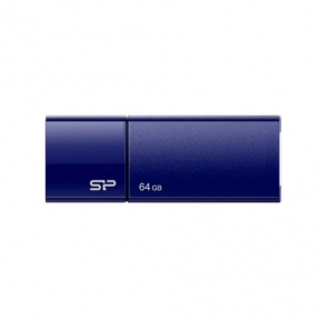 USB Flash Drive 64 Gb SILICON POWER Ultima U05 Deep Blue (SP064GBUF