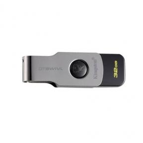 USB 3.0 Flash Drive 32 Gb Kingston DT SWIVL (Metal/color) (DTSWIVL