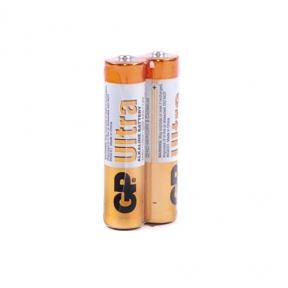 Батарейка LR3 лужна GP Ultra, AAA / LR03, 2шт шрінк