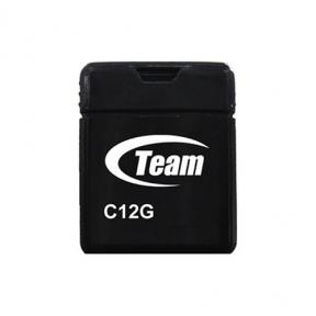 USB Flash Drive 32 Gb Team C12G Black (TC12G32GB01)