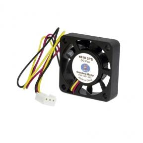 Вентилятор 40 mm 4010 3PS Cooling Baby 40x40x10мм SB 12В 0,11А 22дБ