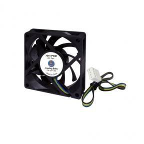 Вентилятор 70 mm 7015 PWM Cooling Baby 70x70x15мм HB 12В 0,15А 24