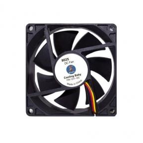 Вентилятор 80 mm Cooling Baby 8025 PWM 80x80x25мм HB,12В,0,30А 17