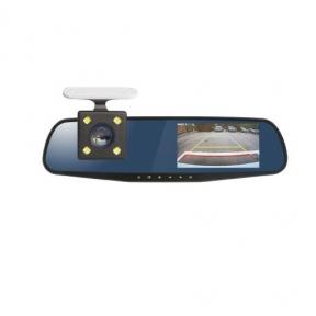 Автомобильный видеорегистратор Зеркало- Stealth DVR ST 120 (Максимальное разрешение: HD 1280