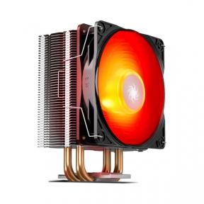 Вентилятор CPU Deepcool GAMMAXX 400 V2 RED 1366/1155/1156/775
