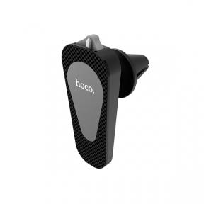 Автомобільний тримач Hoco CA37 magnetic black-grey