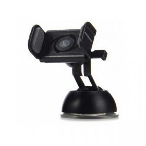 Автомобільний тримач Hoco CPH17 black-tarnish