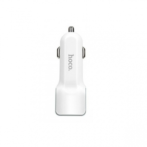 Автомобільний зарядний пристрій Hoco Z2 c Lightning USB (1USB