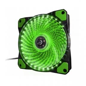Вентилятор 120 mm Frime Iris LED Fan 33LED Green (FLF-HB120G33)
