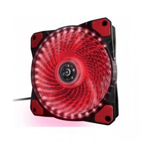 Вентилятор 120 mm Frime Iris LED Fan 33LED Red (FLF-HB120R33)