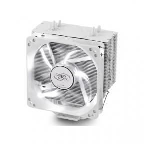 Вентилятор CPU Deepcool GAMMAXX 400 WHITE 2011/1366/1155/1156