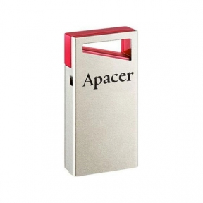 USB Flash Drive 64 Gb Apacer AH112 Red (AP64GAH112R-1)