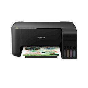 МФУ струйное Epson L3100 (принтер/копир/сканер) встроенная СНПЧ