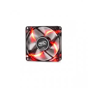 Вентилятор 120 mm Deepcool WIND BLADE 120 RED 120x120x25мм, HB