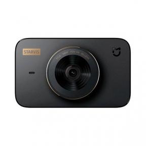 Автомобільний відеореєстратор Xiaomi MiJia Dash Camera 1S (Рociйська