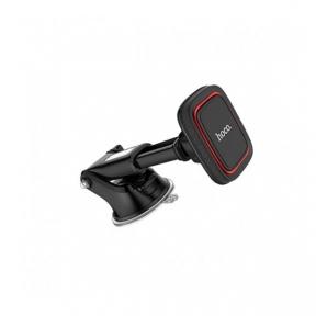 Автомобільний тримач Hoco CA42 cool journey black-red